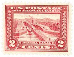 1913 Panama Canal carmine for sale at Mystic Stamp Company Rare Stamps, Panama Canal, Stamp Collecting, Postage Stamps, Mystic, United States, Prints, Mississippi, Farming