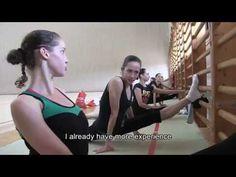 Israel's Olympic Hope - Neta Rivkin - Rhythmic Gymnastics