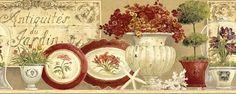 Antiquites du Jardín (Kathryn White)