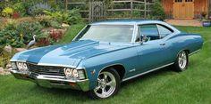 '67 Impala fastback