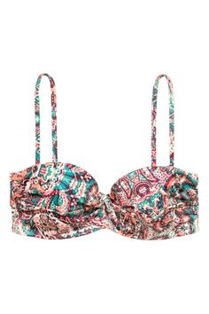 Top de bikini balconette   H&M