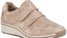 Sneakers CLARA BARSON – WS5062-01 Beige Monaco, Wedges, Sneakers, Shoes, Fashion, Tennis, Trainers, Moda, Shoes Outlet