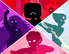 "Check out new work on my @Behance portfolio: ""The Crystal Gems"" http://be.net/gallery/40419611/The-Crystal-Gems"