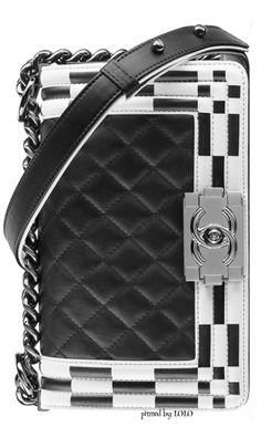Chanel S/S 2014Boy Bag