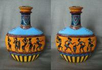 Gallery.ru / В жаркой-жаркой Африке... - В прошлой жизни они были простыми бутылками... - morskazwezda
