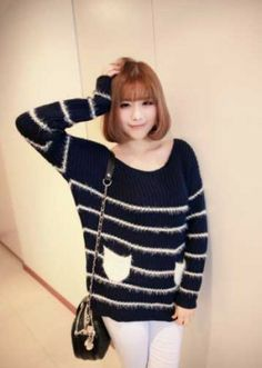 Korean Fashion Sweater