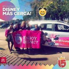 El #promoTeam2016 anduvo de visita por el cole San Buenaventura y así nos saludan las chicas!  #cordoba #enjoy15