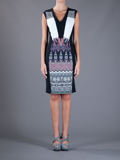 Etro Sleeveless Dress - Sn3 - farfetch.com