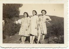 Lovie, Sylva and Gracie Jones, 1943