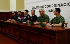 """<p>Permanentes operativos del Grupo de Coordinación Chihuahua en el</p>  <p>municipio de Madera.</p>  <p>""""Los enfrentamientos"""