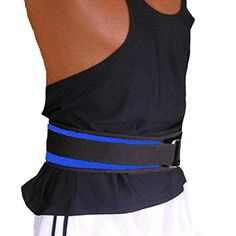 Weightlifting BackSupport Belt Neoprene 4' X-Small Blue (Ships from Chicago area, USA and Arrives Fast!) -- New and awesome super discounts awaits you, Read it now  : 99 cent sports and outdoors