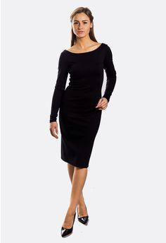 99fe31870146 Черное маленькое платье из итальянского джерси вовсе не эксклюзивная модель  наших дизайнеров. И если Вы захотите найти подобное, то на это уйдет очень  много ...