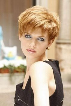 Strange Beautiful Photo Of Extra Short Pixie Haircuts For Older Women Hairstyles For Women Draintrainus