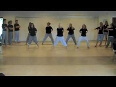 Kamilla made this choreography for a talent show at her school.