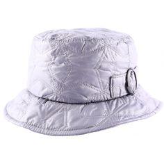 Chapeau de pluie Femme Gloria Gris  #chapeaupluie #meteo #pluie #mode #femme