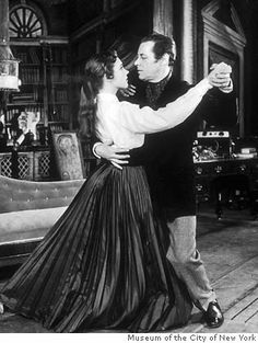 "Julie Andrews and Rex Harrison in ""My Fair Lady""1956 (even though it opened on Broadway, it is set in London and starred two Brits)"