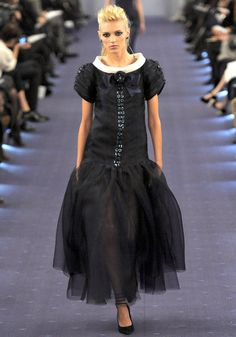 Chanel Spring 2012 Couture - Review - Vogue