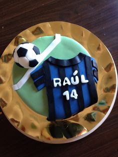 Torta calcio inter
