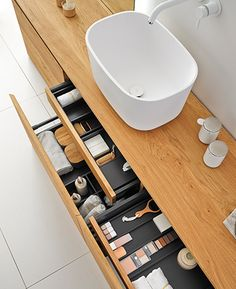 Bath Furniture Inbani: Strato collection