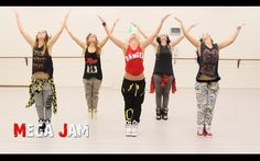 'Get Up Offa That Thing' JAMES BROWN choreo by Jasmine Meakin  <3 <3 <3  8-D