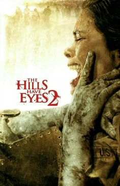 The Hills Have Eyes 2 Horror Movie Zombie Movies, Halloween Movies, Scary Movies, Best Horror Movies, Horror Film, Horror Movie Posters, Cinema Posters, Comedy Movies, Watch Movies