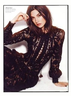 Jacquelyn Jablonski - Vogue Australia - View From The Top