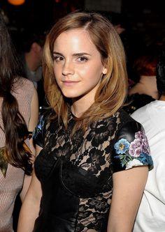 Emma Watson as Lucy