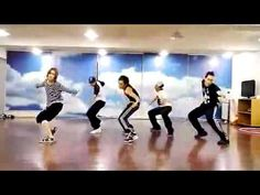 [Mirrored] SHINee - Lucifer Dance Version LEARN THIS DANCE!!!!!!!