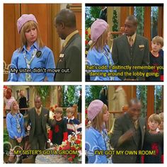 The Suite Life of Zack and Cody - Maddy and Mosby