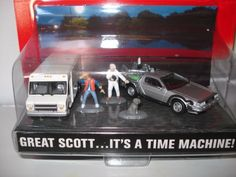 Back to the Future toys
