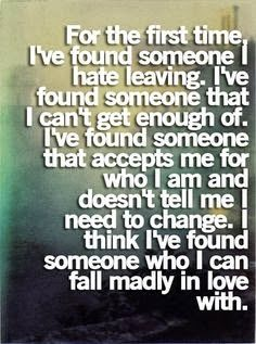 Idc if this sounds girl or whatever!!! It says what I want to say to u Madisen because I am madly in love with u and I always will be FOREVE
