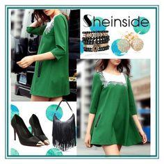 """Sheinside 2"" by fashionholics-h-a ❤ liked on Polyvore featuring moda, Samantha Wills y Loushelou"