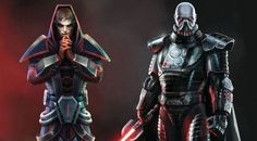 The Sith. Star Wars the Old Republic
