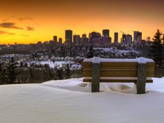 Missing home at this time of the year.nothing like bright white snow on the ground Cool Countries, Countries Of The World, Seattle Skyline, New York Skyline, Oh The Places You'll Go, Places To Visit, Missing Home, River Bank, Come And See