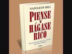Piense y hagase rico AUDIO libro. Por Napoleón Hill - El libro fundador del genero de auto ayuda. Para el hombre que realmente quiere ser exitoso en su vida, este libro le ofrece una filosofía simple y garantizada de funcionar. Busca y lee este libro, cambiara tu vida.