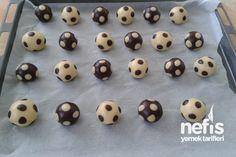 Biscuit Cookies, Biscuit Recipe, Biscuits, Turtle Cookies, Food Platters, Easy Cookie Recipes, Food Crafts, Creative Food, Finger Foods
