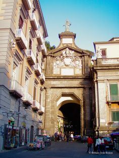 8 Things to do in Naples, Italy // Brittany from Boston Naples Italy, Naples Capri, Italy Travel, Italy Trip, Travel Guides, Brittany, Big Ben, Places To See, Travel Inspiration