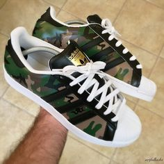 Superstar Adidas Militar