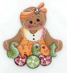 HP Gingerbread Fridge Magnet Sweet   eBay