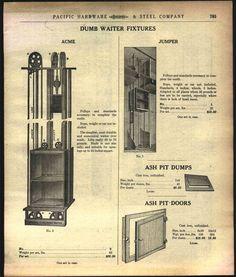 Simple Dumbwaiter Thread Hand Powered Elevators And