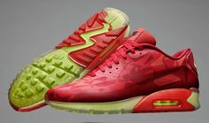 Nike Air Max Ice Gym Red