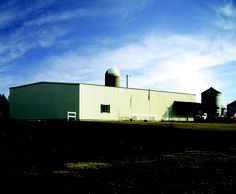 Agricultural processing facility.