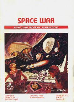 Atari - Space War