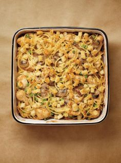 Turkey Tetrazzini Ricardo, 10 Most Popular Recipes from 2014 365 Days of Slow Cooking and Pressure Cooking, Food, Drinks, Desserts Recipe. Pasta Recipes, Cooking Recipes, Cooking Food, Slow Cooking, Turkey Tetrazzini, Ricardo Recipe, State Foods, Parmigiano Reggiano, Most Popular Recipes