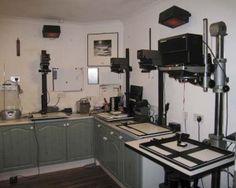I would love to have my own darkroom someday!