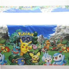 Resultado de imagen para decoracion de mesas de pokemon go