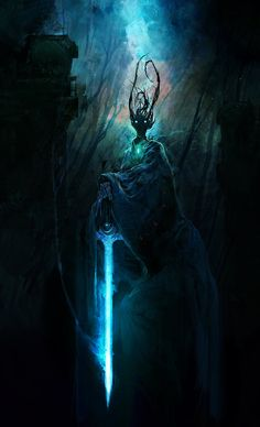 The Dark Lord Awakens, revised by cobaltplasma