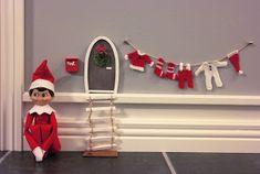 Kakskytneljäseitsemän 24/7  Elf door // Elf on the shelf