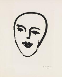 Painted by Henri Matisse. Henri Matisse, Picasso, Illustrations, Illustration Art, Matisse Drawing, Street Art, No Rain, Grafik Design, Heart Art