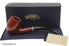 TobaccoPipes.com - Savinelli Arcobaleno 606 KS Red Tobacco Pipe - Smooth, $100.00 (http://www.tobaccopipes.com/savinelli-arcobaleno-606-ks-red-tobacco-pipe-smooth/)